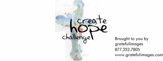 create hope challenge