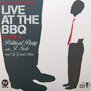 HVW8 :: Live at the BBQ: Season 2, Vol. 5 - The Political Party with Jeremy Sole