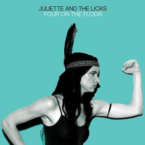 Juliette and the New Romantiques Julit