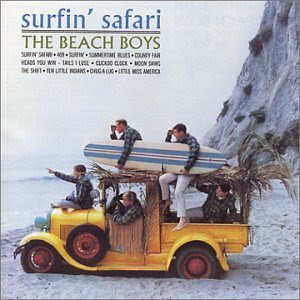 Beach Boys - Surfin&#39; Safari