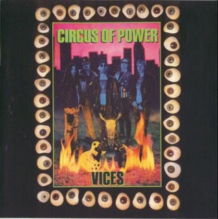 Circus of Power-Vices
