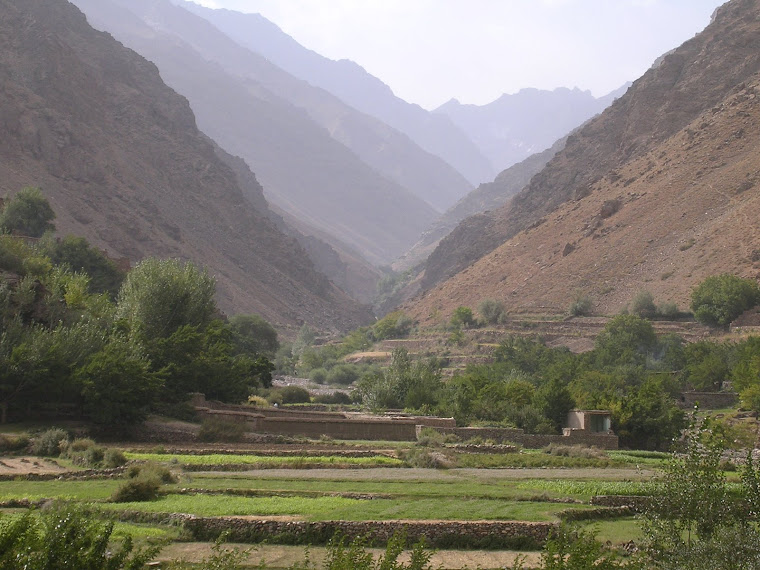 The Valley of Panjshir