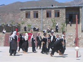 High School girl students in Panjshir