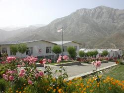 Hospital in Panjshir