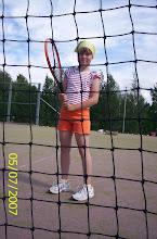 Tervetuloa jälleen kevään tultua tennisryhmiimme Kauppiin