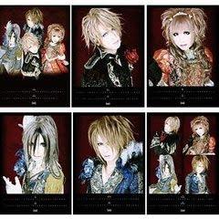Versailles Calendario 2010