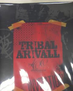 El TRIBAL ARIVALL Vol. 100 culmino hace una hora!