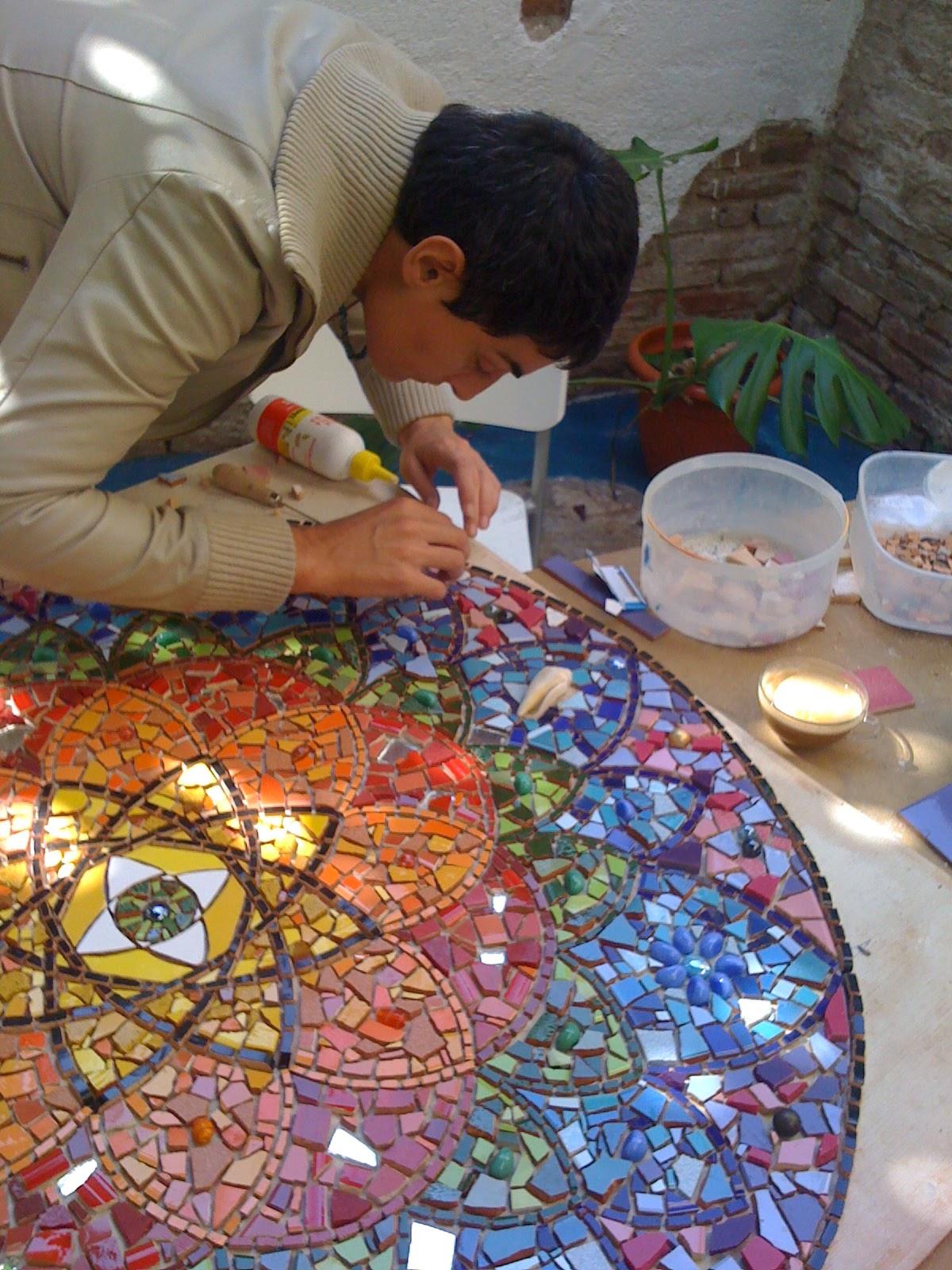 Raisumosaicos nuestros mosaicos - Mosaico de colores ...