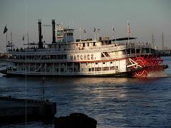 Mississippi Paddleboat