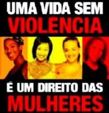 Combata a violência feminina