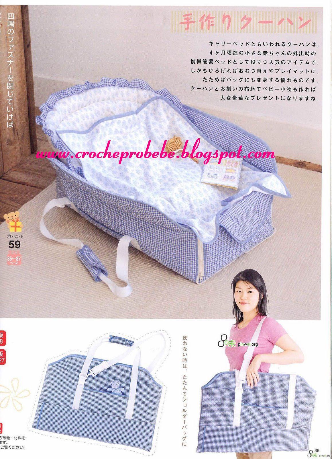 Как сшить сумку переноску