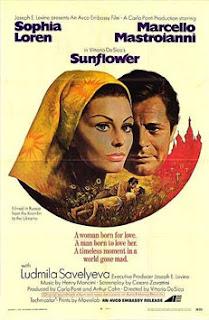 Assistir Filme Os Girassóis da Rússia Online - 1970