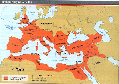 the development of the roman empire Development of roman law print events foundation of rome  granted many roman citizenship and made them subjects of ius civile  fall of western roman empire.