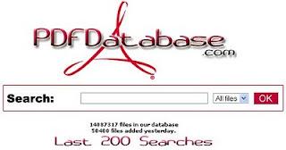 pdfDatabase