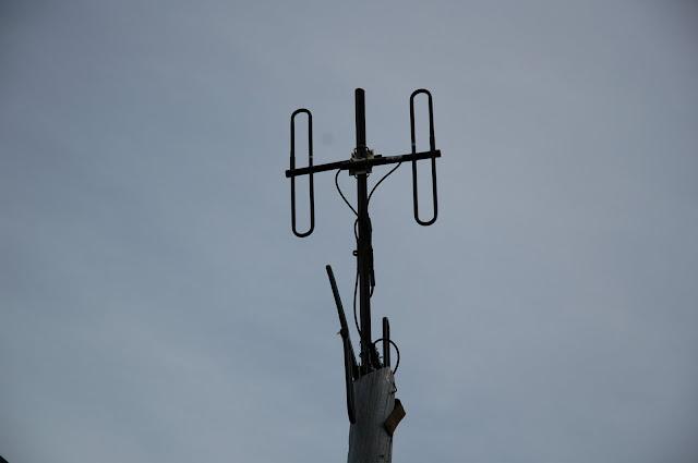 антенна на чукотке