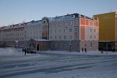 гостиница  анадырь