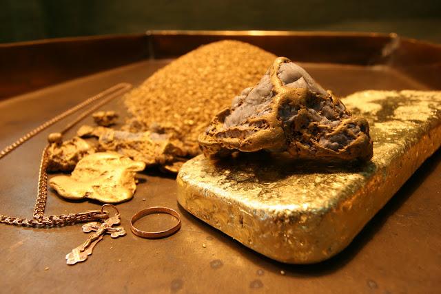 золото чукотки композиция