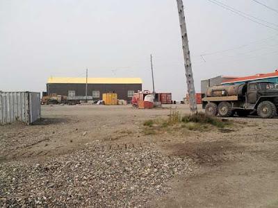 фотографии прииска Восточный 2010-5Клуб-вдали