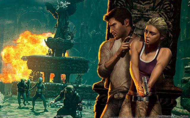 Game scenes image