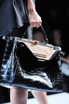 Fendi Peekaboo These bags are new compare with classic handbags of other ...