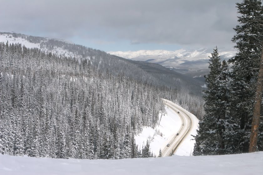 PHOTO OF THE WEEK - Berthoud Pass, CO