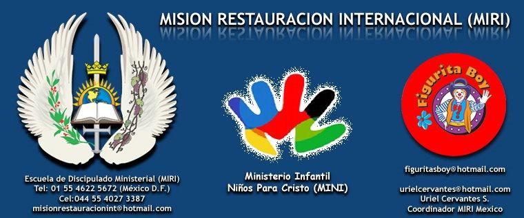 Misión Restauración Internacional
