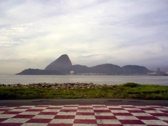 O Pão de Açucar do Aeroporto Santos Dumont