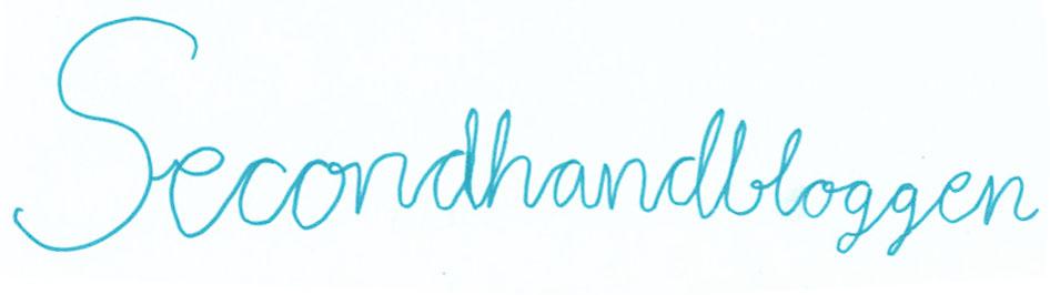 Secondhandbloggen