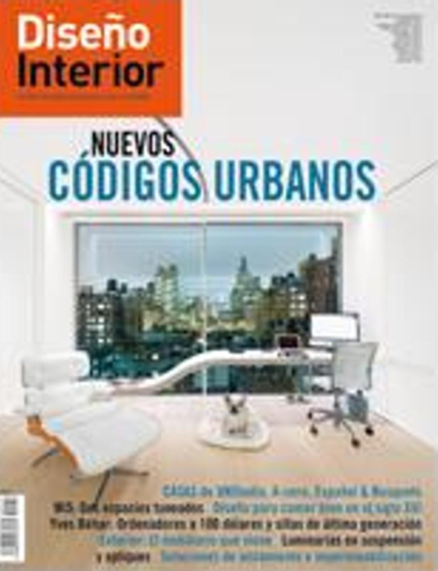 Arquitectura espacio sociologia revistas dise o interior - Paginas de diseno de interiores ...