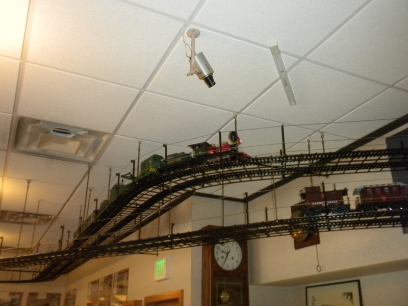 Ceiling Train Lookup Beforebuying