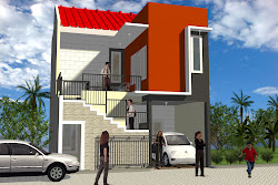 Perspektif pengembangan Rumah Type 36
