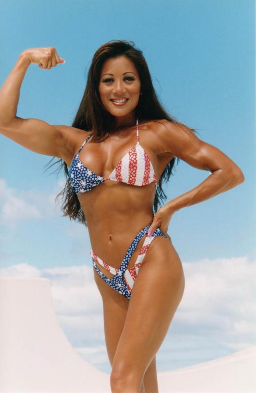 Bikini ogata sasha used bunch