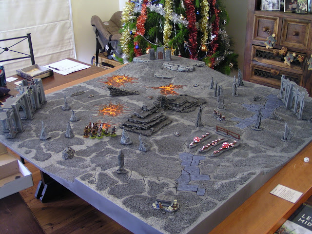 Lord Of The Rings Strategy Battle Game Tournament