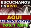 Radio Norte 106.1 Mhz en Vivo