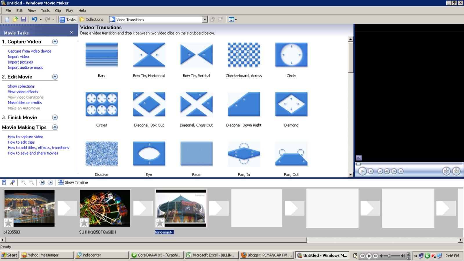 Как заменить фон на видео Программа для хромакея - Movavi 92