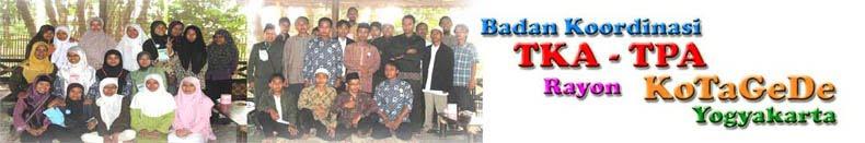 BadKo TKA-TPA Rayon Kotagede