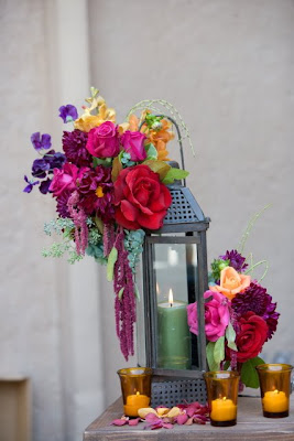 Floral Arrangements with Lanterns http://interkominc.com/12/lantern-flower-arrangement