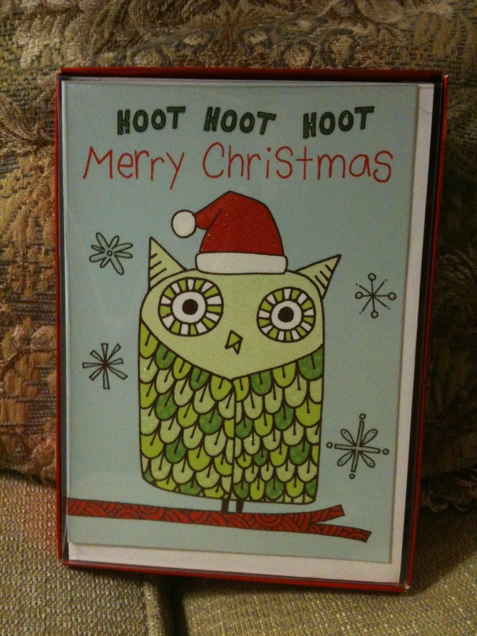 Vera Wang Christmas Cards