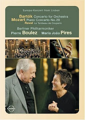 Un concierto memorable de Pierre Boulez