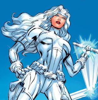 Las más sexys de Marvel - Página 2 Silver+Sable