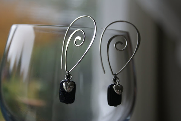 These are my fav earrings...try different charms for a different look