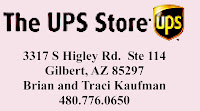 The UPS Store 5070 Higley/Pecos