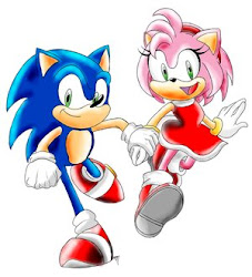 amy y sonic love