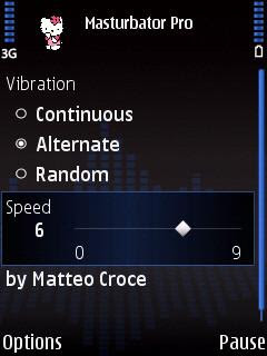 symbian vibration