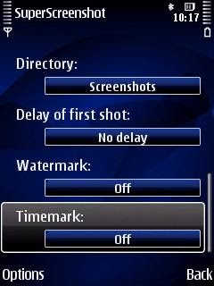 SuperScreenshot for Symbian S60