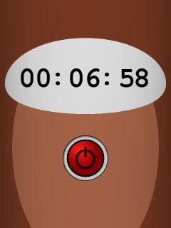 Buzzer mobile phone countdown timer