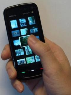 Nokia Photo Browser, SilentPhoto, camera