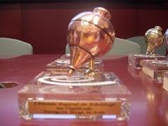 1r premi blog d´aula: II Premi Espiral edublogs 2008