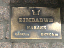 FROM LONDON TO HARARE