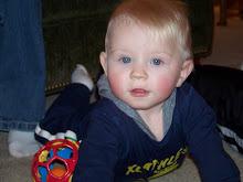 Zach, Age 1